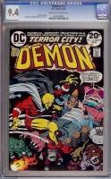 Demon #12 CGC 9.4 ow/w