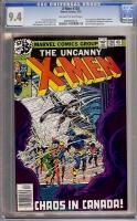 X-Men #120 CGC 9.4 ow/w