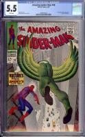 Amazing Spider-Man #48 CGC 5.5 w