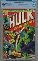 Incredible Hulk #181 CBCS 9.2 w