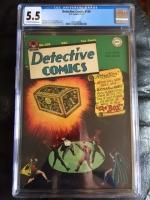 Detective Comics #130 CGC 5.5 ow/w