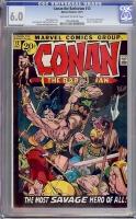 Conan The Barbarian #12 CGC 6.0 ow/w