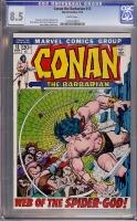 Conan The Barbarian #13 CGC 8.5 w
