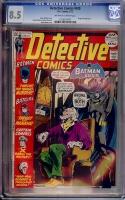Detective Comics #420 CGC 8.5 ow/w