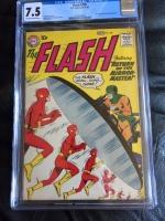Flash #109 CGC 7.5 ow/w
