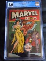 Marvel Mystery Comics #83 CGC 6.0 ow