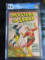 Mystery in Space #85 CGC 9.6 w