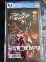 Amazing Spider-Man #683 CGC 9.8 w