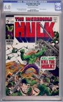 Incredible Hulk #120 CGC 6.0 ow/w