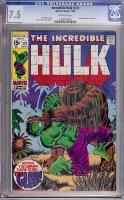 Incredible Hulk #121 CGC 7.5 ow