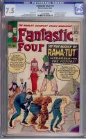 Fantastic Four #19 CGC 7.5 ow/w