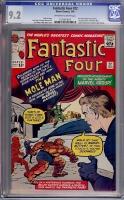 Fantastic Four #22 CGC 9.2 ow/w
