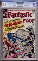Fantastic Four #28 CGC 9.0 ow/w