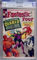 Fantastic Four #30 CGC 9.4 ow/w
