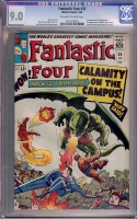 Fantastic Four #35 CGC 9.0 ow/w