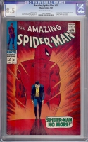 Amazing Spider-Man #50 CGC 8.5 ow/w