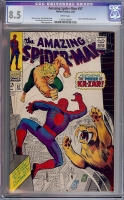 Amazing Spider-Man #57 CGC 8.5 w