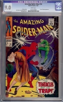 Amazing Spider-Man #54 CGC 9.0 w