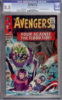 Avengers #27 CGC 8.5 ow/w