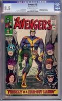 Avengers #30 CGC 8.5 ow/w
