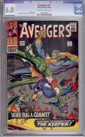 Avengers #31 CGC 6.0 ow/w