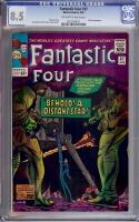 Fantastic Four #37 CGC 8.5 ow/w