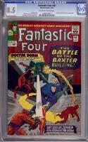 Fantastic Four #40 CGC 8.5 ow/w
