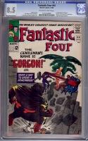 Fantastic Four #44 CGC 8.5 ow/w