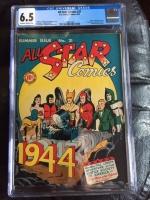 All-Star Comics #21 CGC 6.5 ow/w