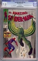 Amazing Spider-Man #48 CGC 7.0 w
