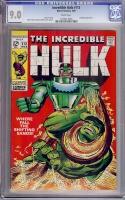 Incredible Hulk #113 CGC 9.0 w