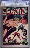 Daredevil #12 CGC 8.5 w