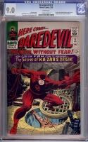 Daredevil #13 CGC 9.0 w