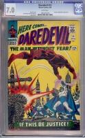 Daredevil #14 CGC 7.0 w