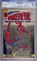 Daredevil #16 CGC 9.2 w