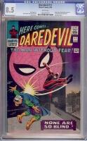 Daredevil #17 CGC 8.5 w