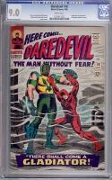 Daredevil #18 CGC 9.0 w