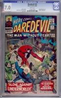 Daredevil #19 CGC 7.0 w