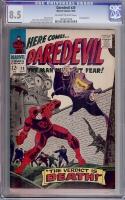 Daredevil #20 CGC 8.5 ow/w