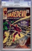 Daredevil #21 CGC 5.0 ow/w