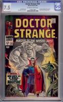 Doctor Strange #169 CGC 7.5 ow/w