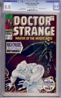 Doctor Strange #170 CGC 8.0 ow/w