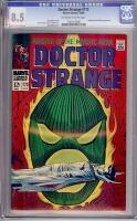 Doctor Strange #173 CGC 8.5 ow/w
