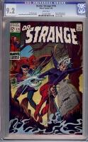 Doctor Strange #176 CGC 9.2 w