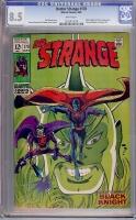 Doctor Strange #178 CGC 8.5 w