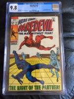 Daredevil #52 CGC 9.8 ow/w