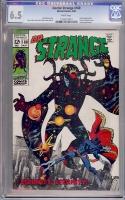 Doctor Strange #180 CGC 6.5 w
