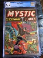 Mystic Comics #5 CGC 5.5 n/a