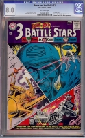 Brave and the Bold #52 CGC 8.0 ow