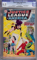 Justice League of America #23 CGC 6.5 ow/w